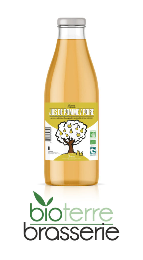 JUS DE POMMES POIRES-PHOTO LOGO